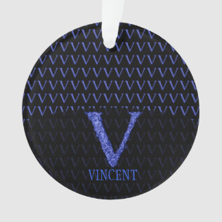 V - The Falck Alphabet Silvery