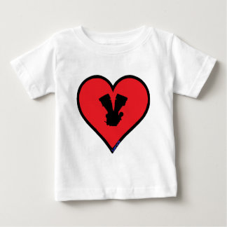 V twin baby T-Shirt