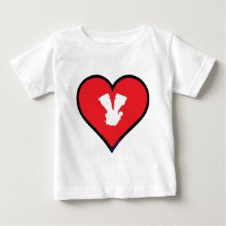 V Twin chameleon Baby T-Shirt