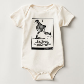V was a Villain; once Baby Bodysuits