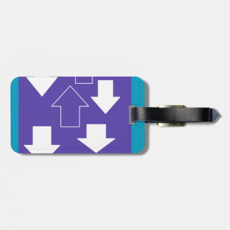 va-ca luggage tag by DAL