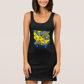 va-ca tank dress for her by DAL