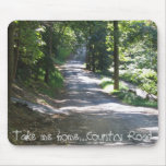 VA Country road Mouse Pad
