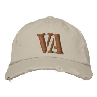 VA EMBROIDERED HAT