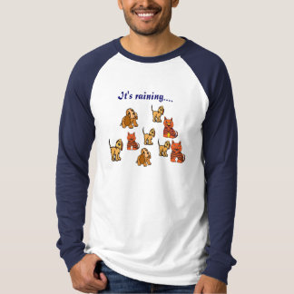 VA- It's raining cats and dogs shirt
