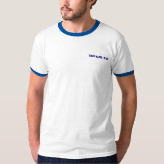 VA League Blue Rim T-Shirt