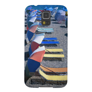Vacant Chairs On Beach Case For Galaxy S5
