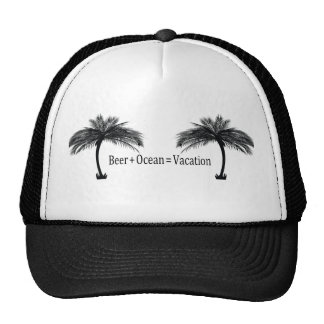 vacation at the beach cap