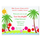 Vacation Forever Retirement Party Invitation