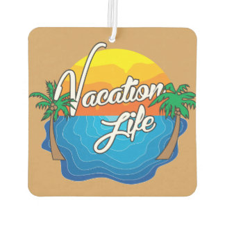 Vacation in a Car (air freshener)