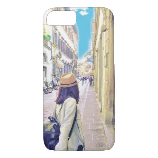 Vacation In Italy iPhone 8/7 Case