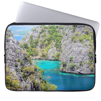Vacation in Palawan Laptop Sleeve