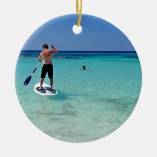 Vacation.JPG Christmas Ornament