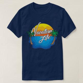 Vacation Life Full Logo T Shirts