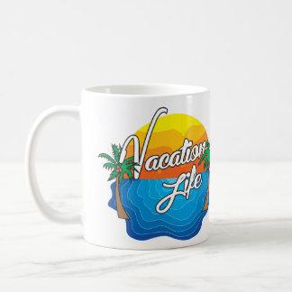 Vacation Life Mug