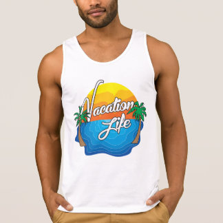 Vacation Life Tank Top