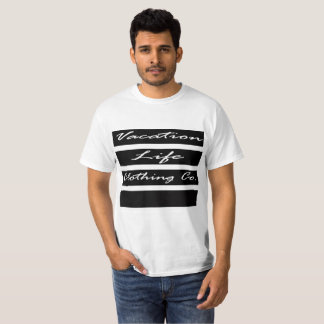 Vacation Lines Tee