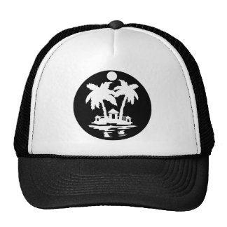 Vacation Mesh Hat