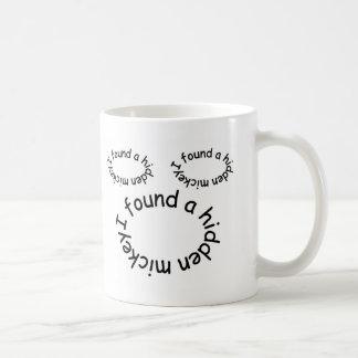 vacation mouse florida coffee mug