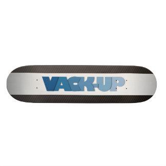 VACK-UP! CUSTOM SKATE BOARD