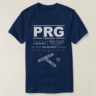 Václav Havel Airport Prague PRG T-Shirt