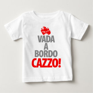 Vada A Bordo CAZZA Tee Shirts
