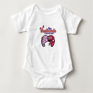 Vagibonds One-Piece Baby Covering Baby Bodysuit