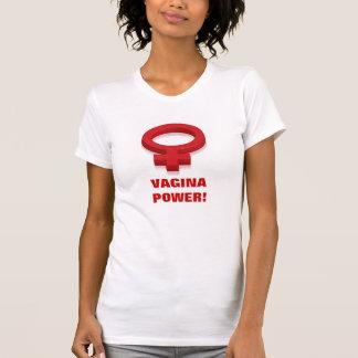 VAGINA POWER! SHIRTS