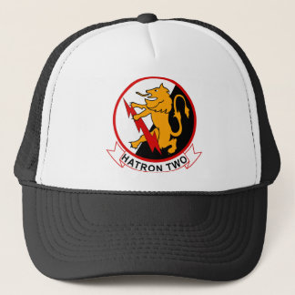VAH - 2 HATRON Two -Heavy Attack Squadron Trucker Hat