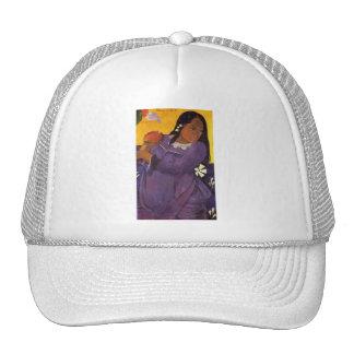 'Vahine No Te Vi' - Paul Gauguin Hat