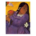 'Vahine No Te Vi' - Paul Gauguin Postcard