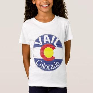Vail Colorado circle flag T-Shirt