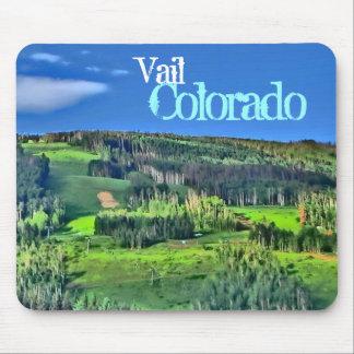 Vail Colorado color mousepad