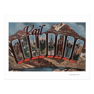 Vail, ColoradoLarge Letter ScenesVail, CO Postcard
