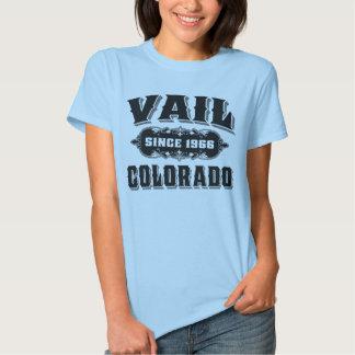 Vail Since 1966 Black Shirt