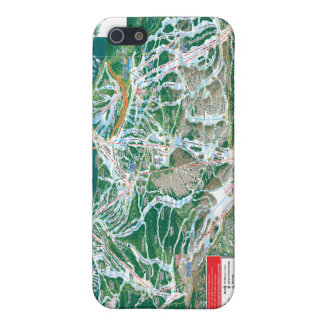 vail trail map iPhone 5/5S cover