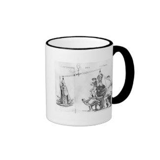 Vain efforts of the Ultras, 1819 Mugs