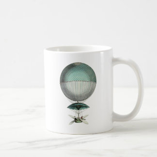 Vaisseau Volant Hot Air Balloon Coffee Mug