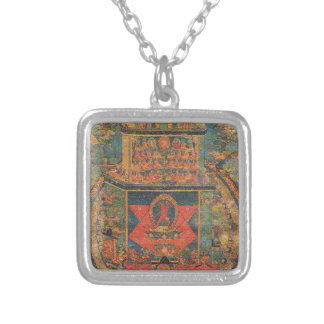 Vajrayogini_Mandala EXOTIC TIBETAN DESIGN Pendant