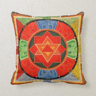 Vajrayogini Mandala Yoga Pillow