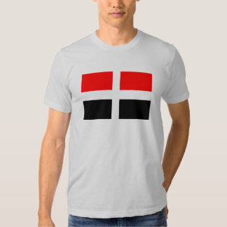Val d'Aosta independence flag T-shirts