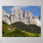 Val di Funes, Villnosstal, Dolomites, Italy Posters