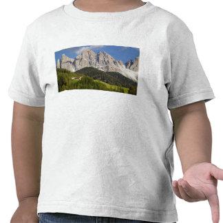 Val di Funes, Villnosstal, Dolomites, Italy Tshirts