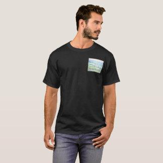 Val d'Orcia, Men's Basic Dark T-Shirt