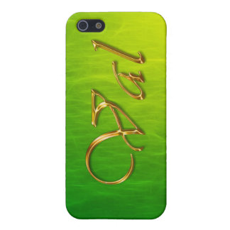 VAL Name Branded iPhone Cover iPhone 5 Case