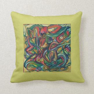 ValAries Strawberry Salad Pillow Cushions