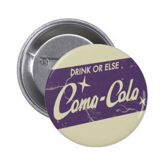 Valbrook Coma-Cola Button
