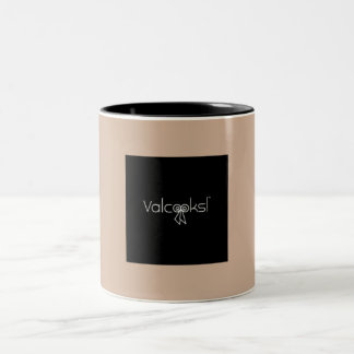 Valcooks 12 oz three tone coffee mug