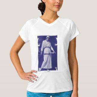 Valda Valkyrien 1915 vintage portrait silent film T Shirts