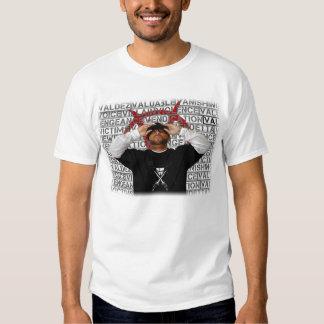 Valdez 2 t shirts